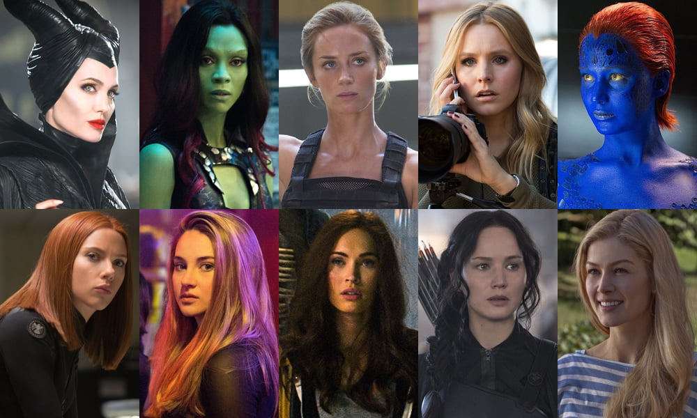 best female movie characters of 2014 popsugar entertainment
