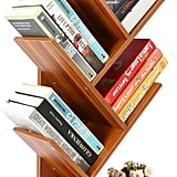Homebi 5-Shelf Bookshelf Tree Bookcase