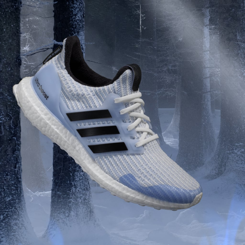 439109578236 Adidas x Game of Thrones Ultraboost — White Walker