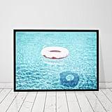 Swimming Pool Photography Wall Art