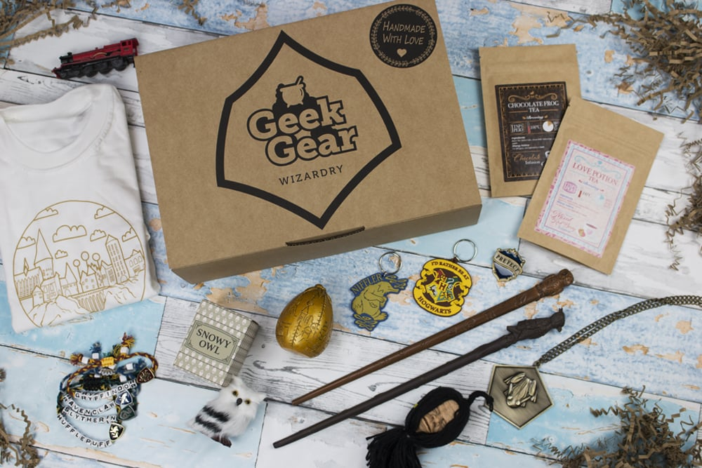 Geek Gear Wizardry Subscription Box