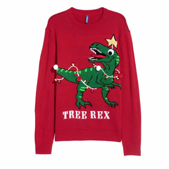 Light-Up Christmas Sweaters