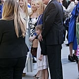 Dakota Fanning High School Graduation Pictures