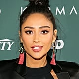 Shay Mitchell at the CFDA Luncheon