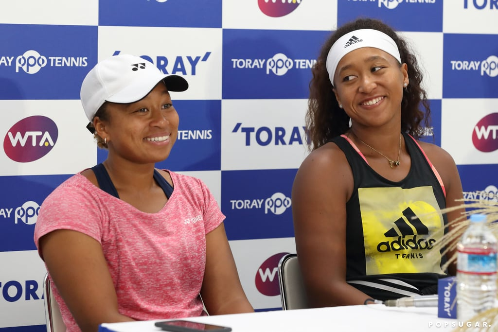 """Naomi Osaka is sharing her story in her self-titled Netflix docuseries, and as a result, we're getting some rare peeks into the 23-year-old tennis player's personal life. In addition to some cute glimpses of her relationship with rapper Cordae, we also see her close bond with her older sister, Mari Osaka. Just like Naomi, Mari is an experienced tennis player. The 25-year-old made her WTA Tour debut in 2014, but eventually retired in early 2021. While the two have shared the tennis court from time to time, including their doubles match at the Pan Pacific Open in Japan in 2017, they are a close duo off the court as well. The sisters have shared some adorable snaps together on their Instagram accounts over the years. See some of their sweetest sisterly moments ahead.       Related:                                                                                                                                """"What Am I, If I'm Not a Good Tennis Player?"""" Watch the Trailer For Naomi Osaka's Netflix Doc"""