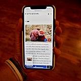 Capture the Screenshot
