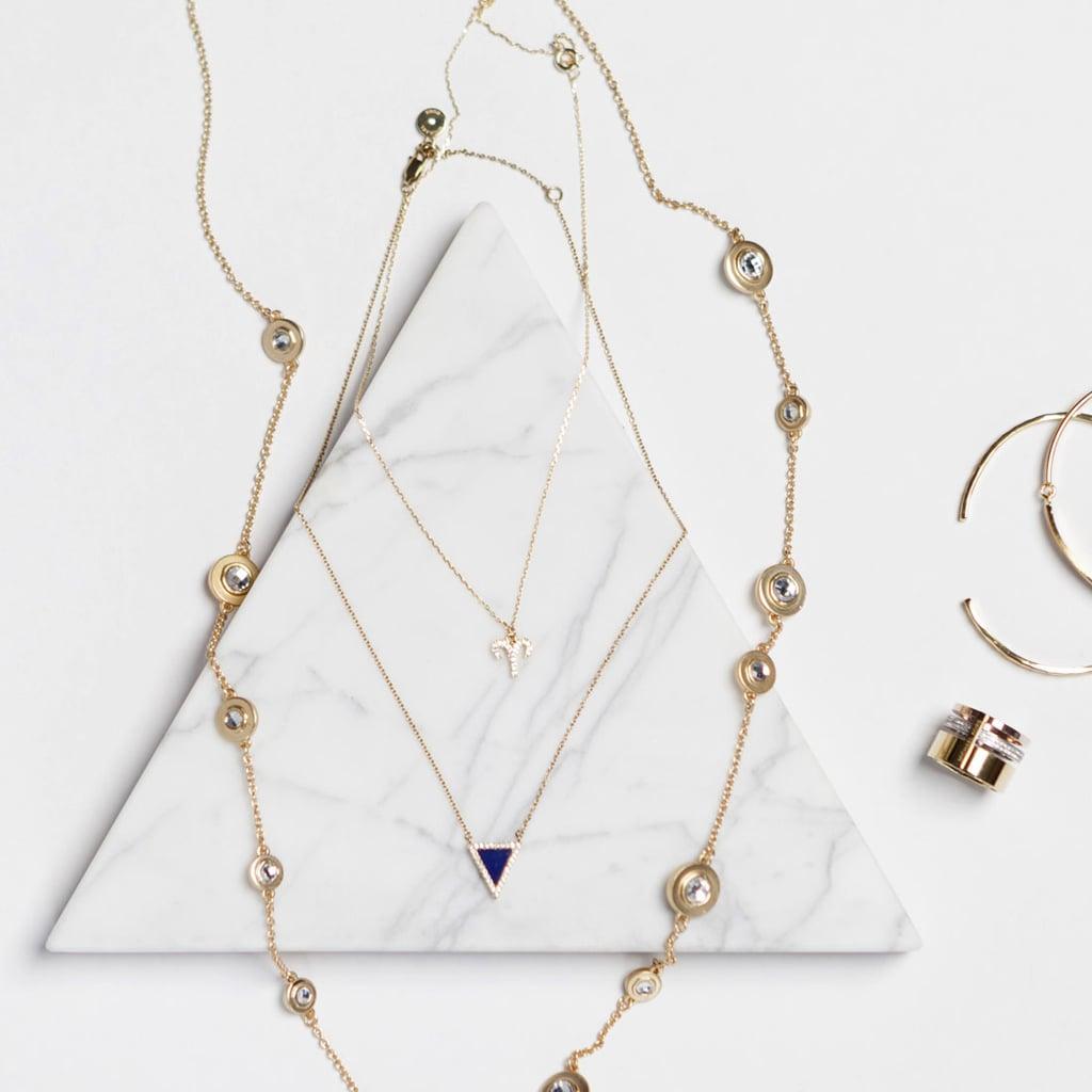 Delicate Gold Jewelry POPSUGAR Fashion