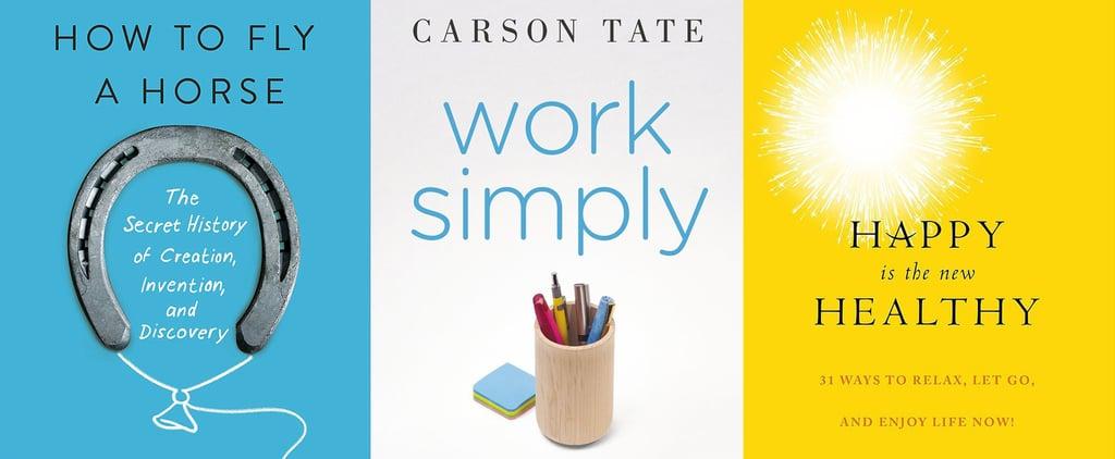 Best Self-Help Books of 2015