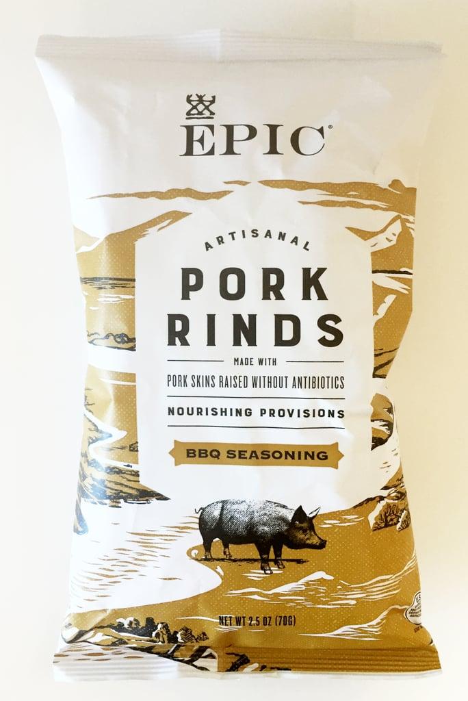 Epic Artisanal Pork Rinds in BBQ Seasoning