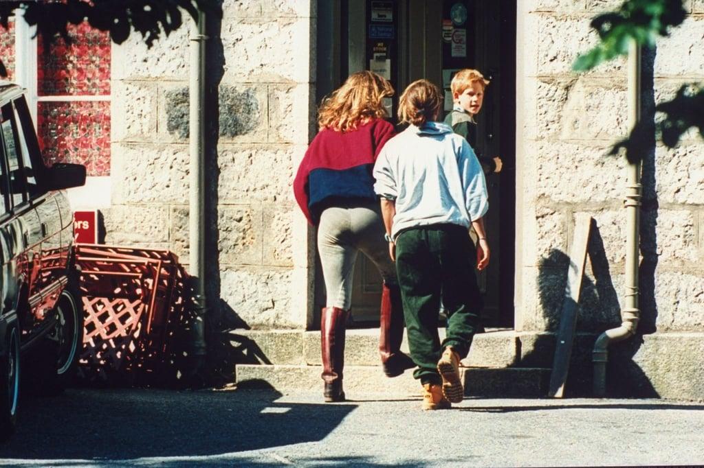 Prince Harry and Zara Phillips
