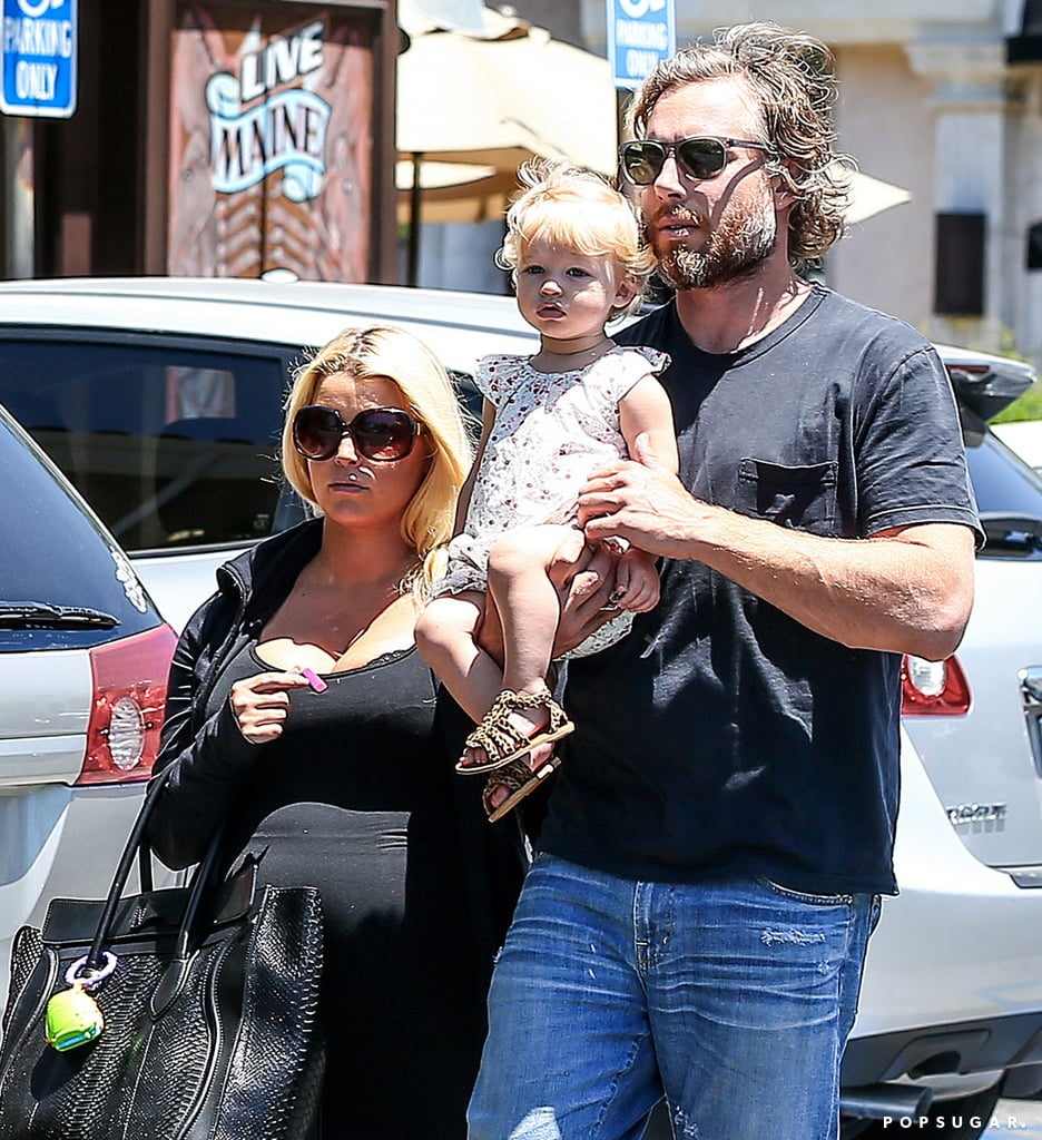 Jessica Simpson Is Ready to Make Her Family a Foursome