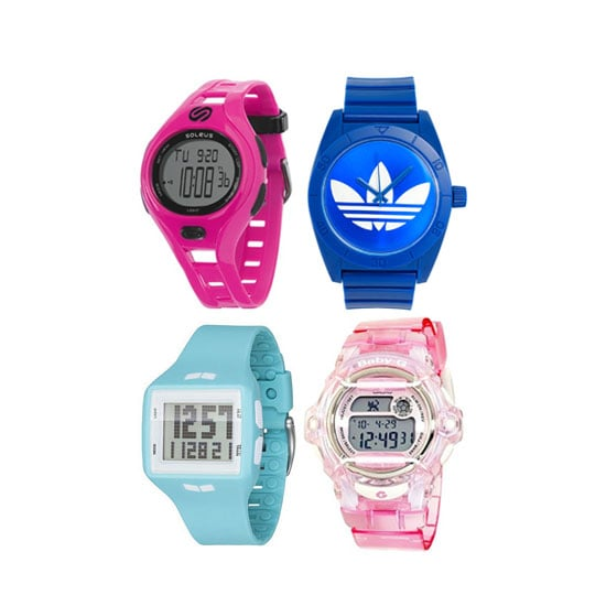 10 and colourful sports watches popsugar fitness