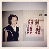 Céline Fall 2012 Ad Campaign