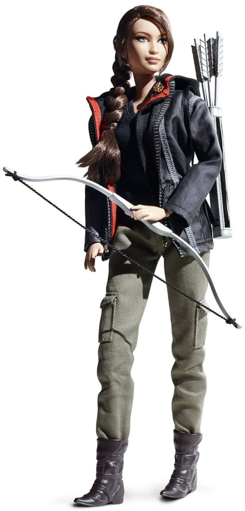 Katniss Everdeen Barbie Doll ($52)