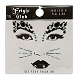 Fierce Feline Face Gems ($1)