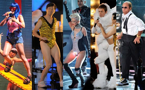 Pictures of Outrageous Performance Costumes at the MTV Movie Awards