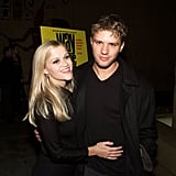 The duo attended the LA premiere of The Way of the Gun in August 2000.