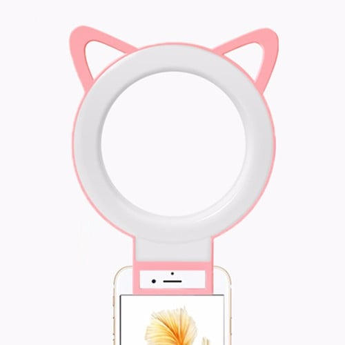 Cat Ear Selfie Lighting from Flawless Lighting