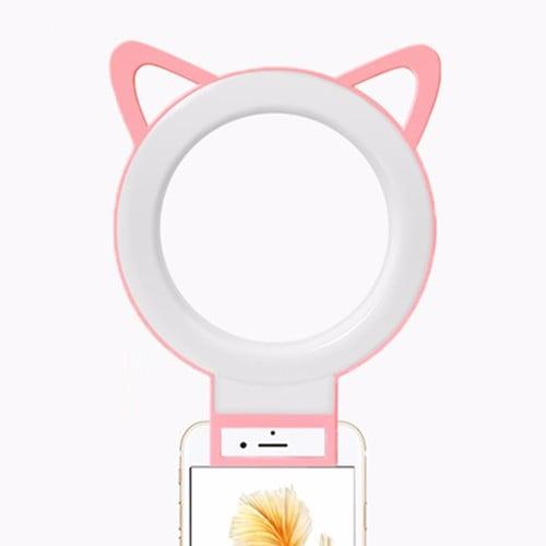 Cat Ear Selfie Lighting from Flawless Lighting