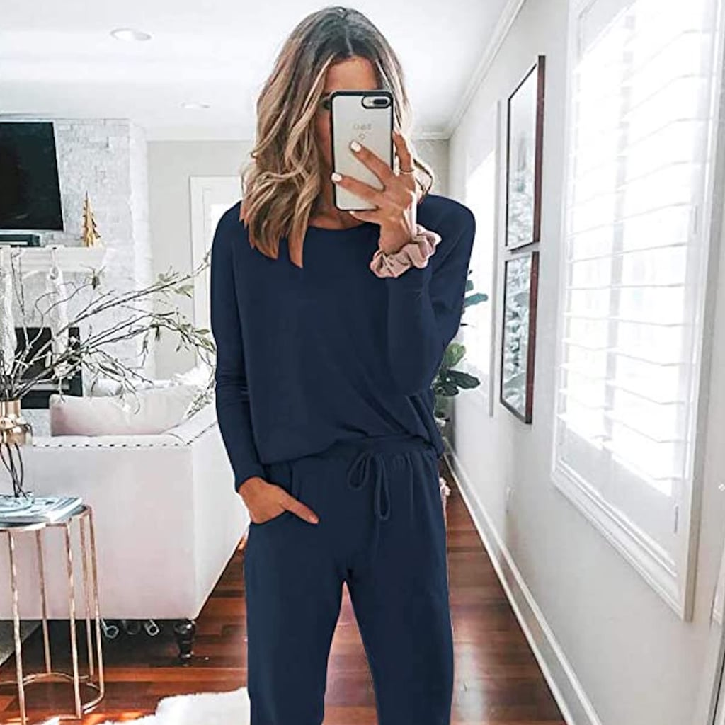 Amazon 2-Piece Sweatsuit Editor Review