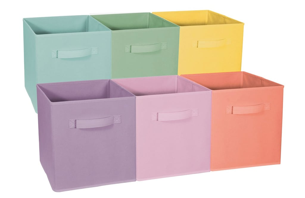 f6a95a171408 Sorbus Foldable Storage Cube Basket Bin | Best Bedroom Organizers ...