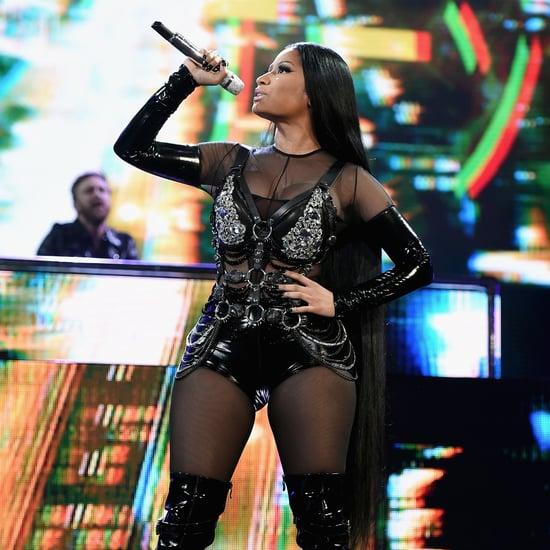 Nicki Minaj Hair 2017 Billboard Music Awards