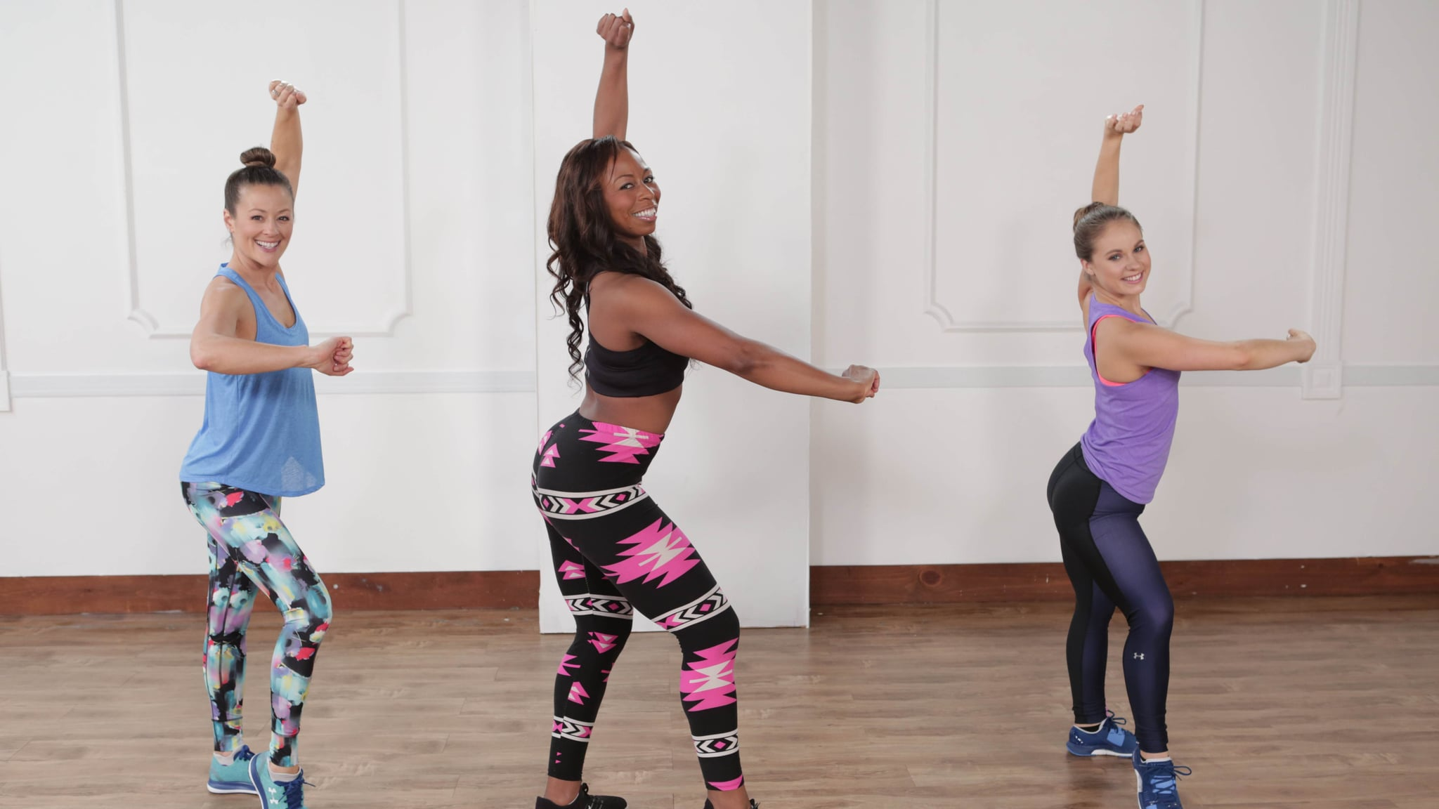The Secret to Burning More Calories in Zumba? Have Fun
