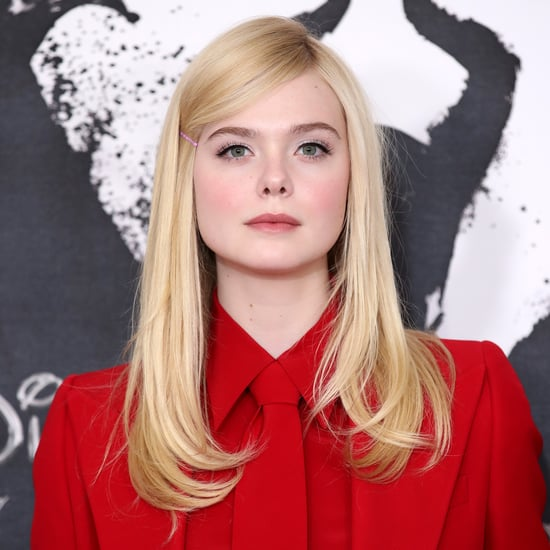 Elle Fanning Celebrates Her Eczema in Selfies on Instagram