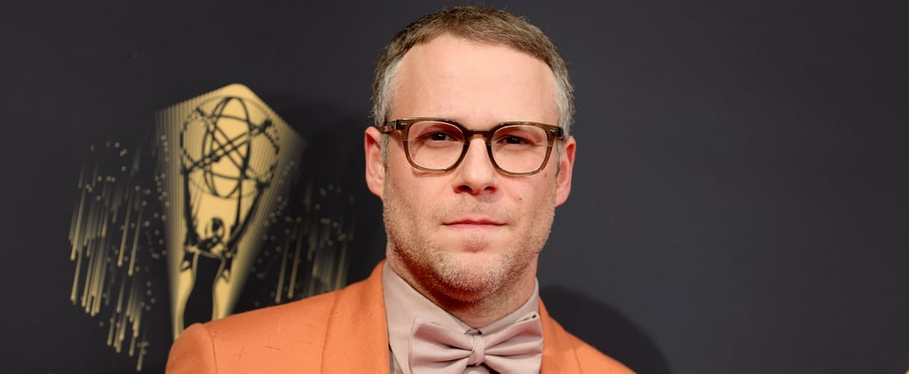 Seth Rogen Criticizes the COVID-19 Protocol at the Emmys