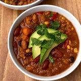 High-Protein, Vegan Chili Instant Pot Recipe
