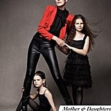 Stella and her daughters switch into something more serious.