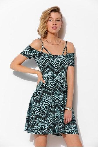 Sparkle & Fade Strappy Dress
