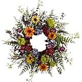 Spring Garden Wreath ($112)