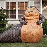 Make your lawn one of envy and power with the Star Wars Jabba the Hutt Inflatable ($136, originally $170) that is perfect for any lawn or large area.
