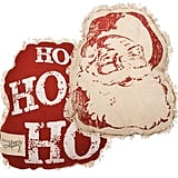 Ho Ho Ho Accent Pillow ($30, originally $40)