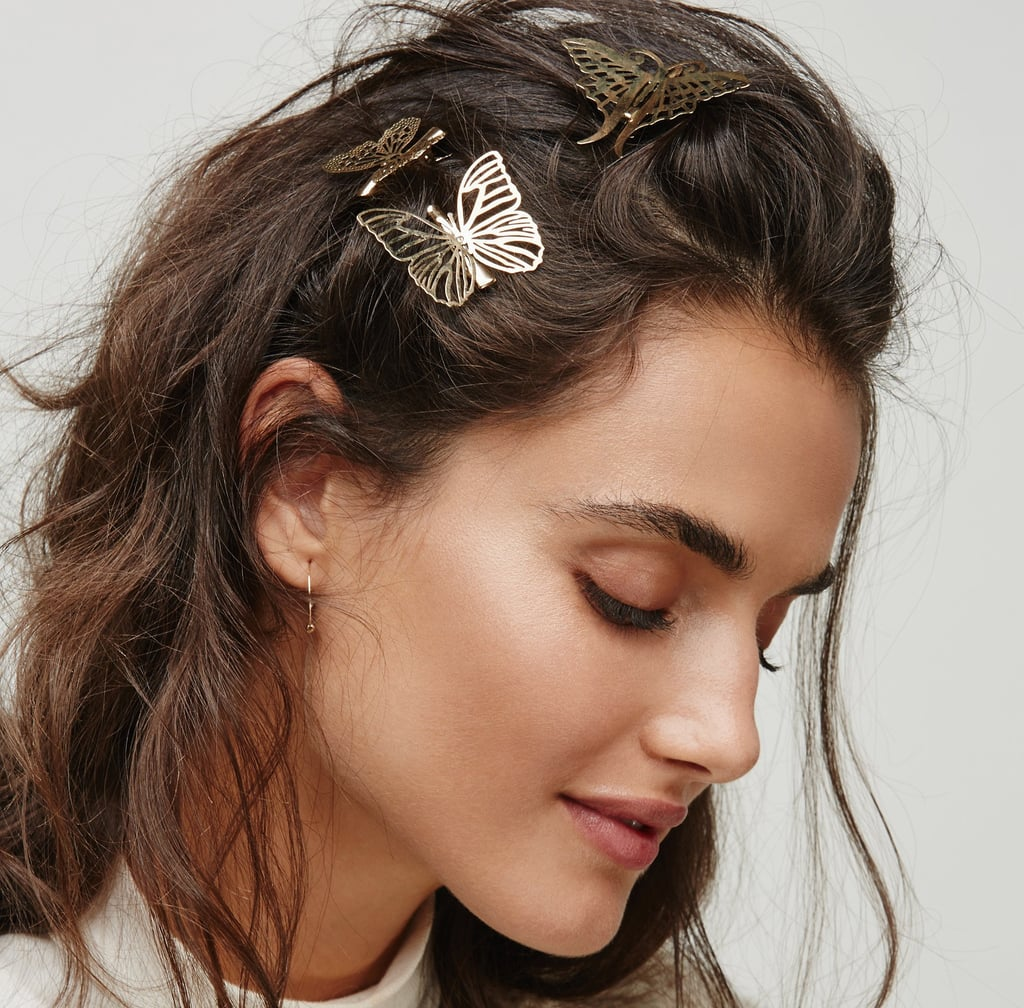 Where to Buy Butterfly Hair Clips