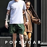 Ariana Grande and Pete Davidson Out in NYC June 2018