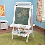 For 2-Year-Olds: KidKraft Deluxe Wood Easel