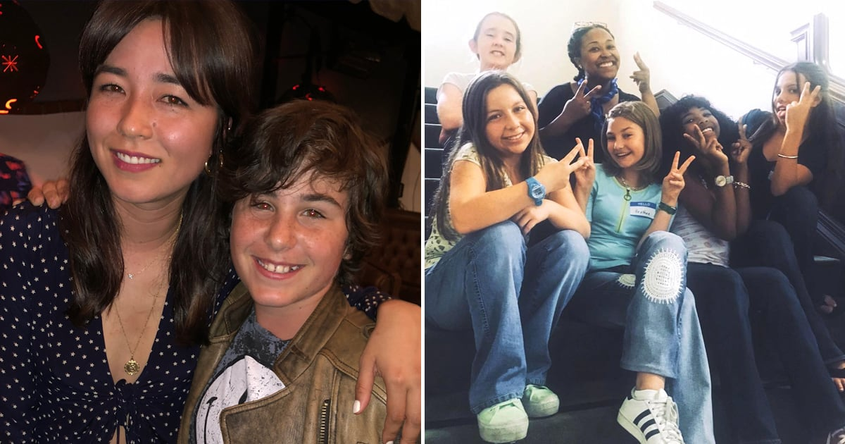These Photos of the PEN15 Cast Will Make You Smile More Than a Full Pack of Gel Pens