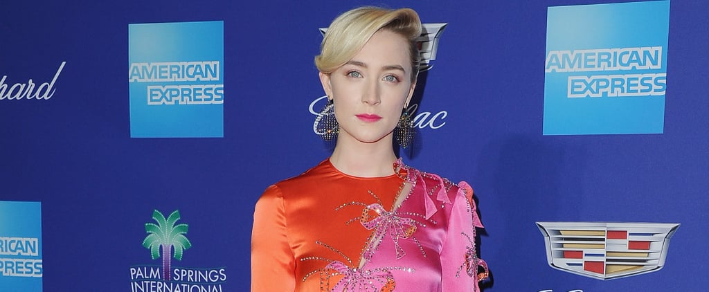 Saoirse Ronan Is Setting the Award Season Standard For Style
