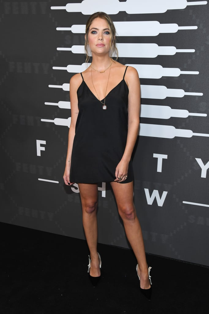 Ashley Benson at the Savage x Fenty New York Fashion Week Show