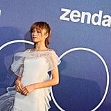 Zendaya Bangs June 2019