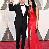 Matt Damon at the Oscars 2016