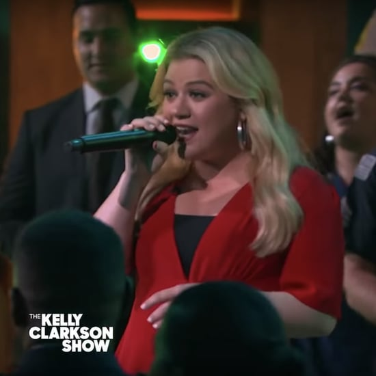 "Kelly Clarkson Singing ""Come & Get It"" By Selena Gomez Video"