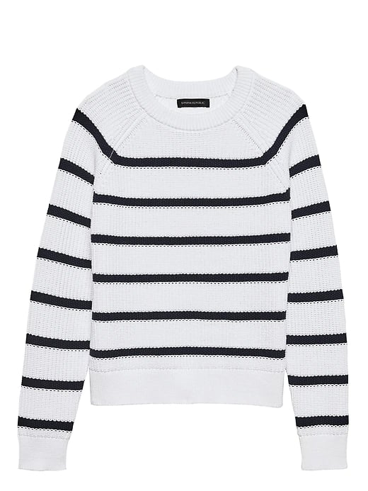 Chucky Ribbed Striped Sweater