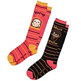 Hypnotic Hats Harry & Hedwig Adult Socks