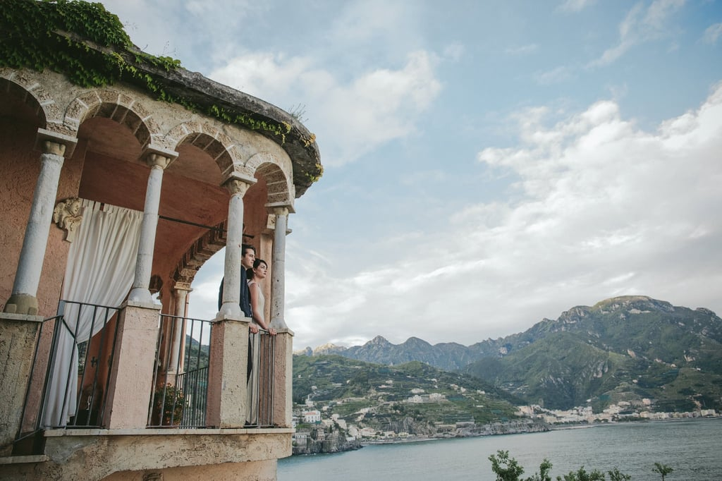 This Amalfi Coast Wedding Will Leave You Breathless