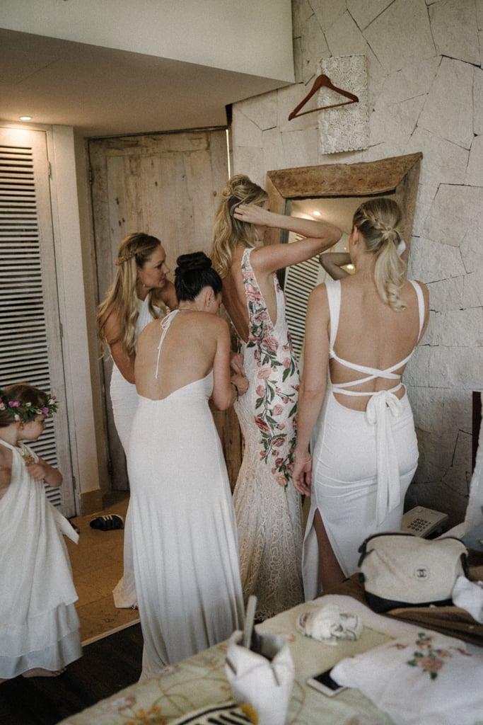Marie Antoinette Inspired Wedding Dress 77 Fabulous