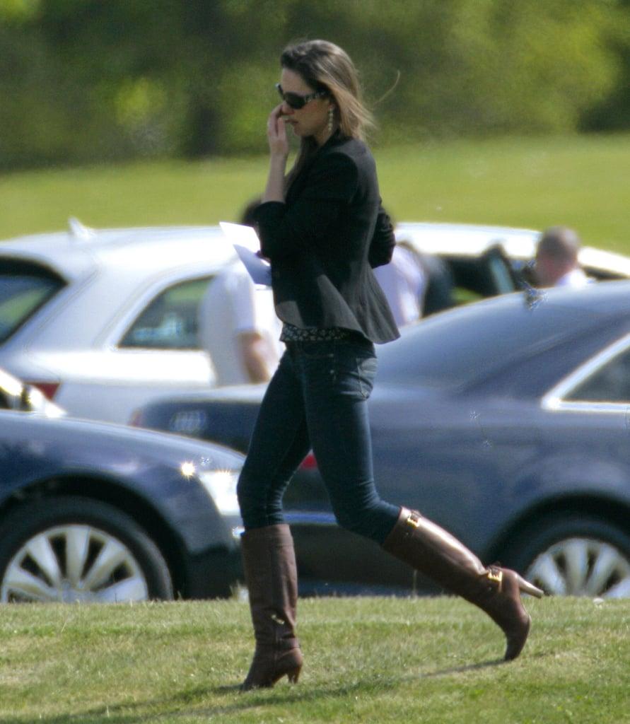 Kate Middleton Wearing Jeans Popsugar Fashion Australia