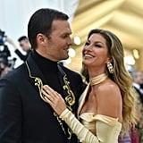 Tom Brady and Gisele Bündchen — 2018